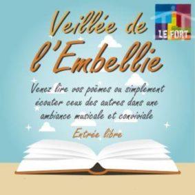 VEILLÉE DE L'EMBELLIE #Montauban @ Résidence Le Fort | Montauban | Occitanie | France