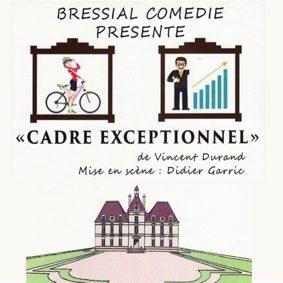CADRE EXCEPTIONNEL #Montauban @ Théâtre de l'Embellie