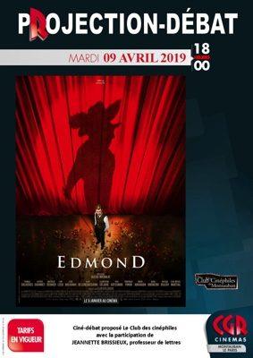 CINÉ-DÉBAT EDMOND #Montauban @ Cinéma CGR Le Paris
