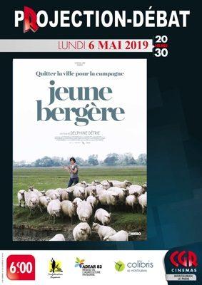 CINÉ-DÉBAT JEUNE BERGÈRE #Montauban @ Cinéma CGR Le Paris