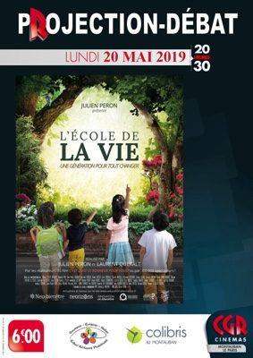 L'ÉCOLE DE LA VIE - CINÉ-DÉBAT #Montauban @ Cinéma CGR Le Paris