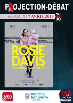 CINÉ-DÉBAT ROSIE DAVIS #Montauban @ Cinéma CGR Le Paris