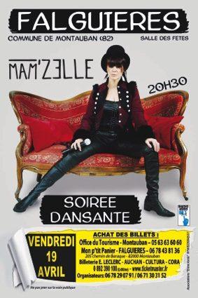 CONCERT ET SOIRÉE DANSANTE #Montauban @ Salle des fêtes de Falguièes