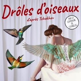 DRÔLES D'OISEAUX #Montauban @ Théâtre de l'Embellie