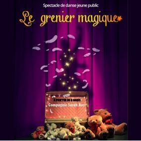 LE GRENIER MAGIQUE #Montauban @ Théâtre de l'Embellie