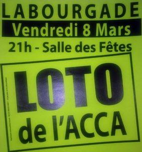 LOTO #Labourgade @ Salle des fêtes