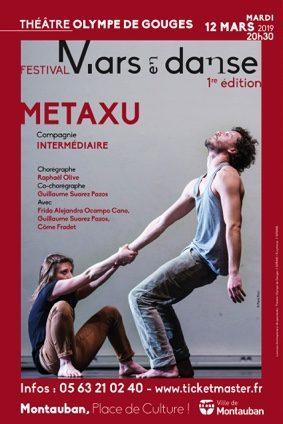 METAXU #Montauban @ Théâtre Olympe de Gouges