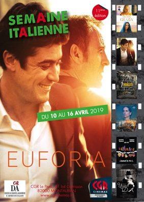 SEMAINE ITALIENNE #Montauban @ Cinéma CGR Le Paris