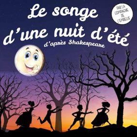 LE SONGE D'UNE NUIT D'ÉTÉ #Montauban @ Théâtre de l'Embellie