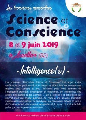 LES TROISIÈMES RENCONTRES SCIENCE ET CONSCIENCE #Auvillar @ Auvillar - Galerie Arkad