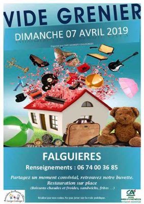 VIDE GRENIER DE L'APE #Montauban @ Falguières