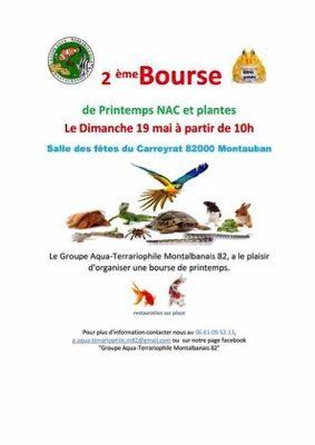 2ème BOURSE DE PRINTEMPS #Montauban @ Salle des fêtes du Carreyrat
