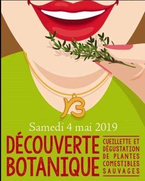 DÉCOUVERTE BOTANIQUE #Campsas @ Découverte botanique
