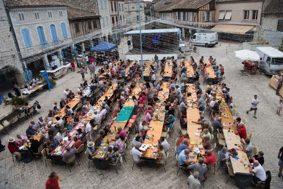 FESTIVAL BLEU TROMPETTE, 7ème EDITION #Montpezat-de-Quercy @ Centre Village