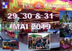 FÊTE DE L'ASCENSION #Montaigu-de-Quercy