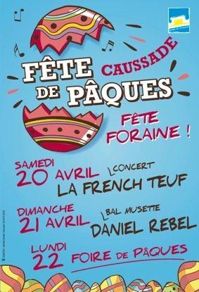 FETES DE PAQUES #Caussade @ ESPACE BONNAIS