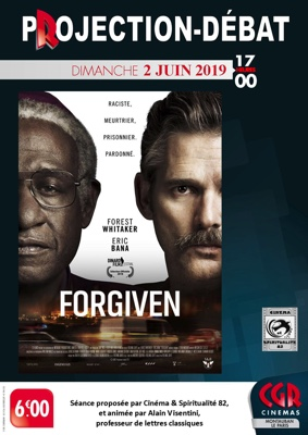 FORGIVEN - PROJECTION & DÉBAT #Montauban @ Cinéma CGR Le Paris