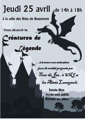 JEUDI LUDIQUE INTERGÉNÉRATIONNEL #Beaumont-de-Lomagne @ Salle des fêtes