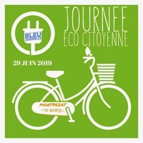 JOURNÉE ECO-CITOYENNE #Montpezat-de-Quercy @ Village Montpezat de Quercy