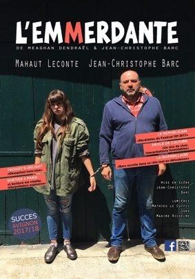 L'EMMERDANTE #Montauban @ Espace culturel le V.O