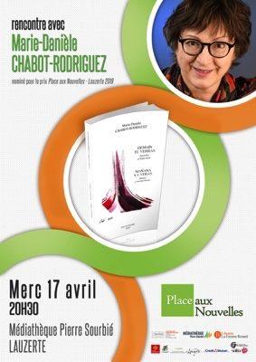 RENCONTRE-DÉBAT & DÉDICACE #Lauzerte @ Médiathèque Pierre Sourbié