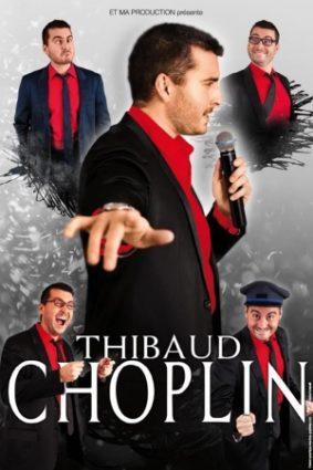 SPECTACLE IMITATEUR CHANTEUR COMIQUE THIBAUD CHOPLIN #Montbarla @ Salle des fêtes de Montarla