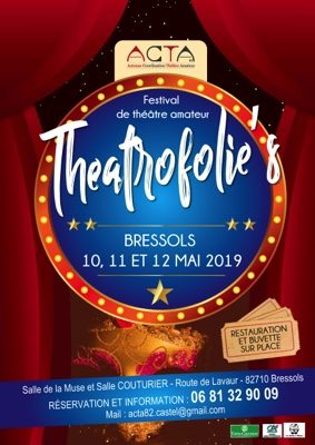 THEATROFOLIE'S 2019 #Bressols @ Salle de La Muse