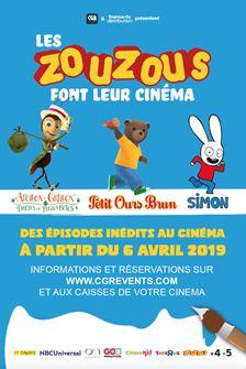 LES ZOUZOUS FONT LEUR CINÉMA #Montauban @ CGR MONTAUBAN