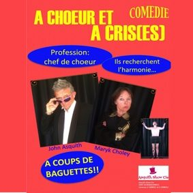 A CHŒUR ET À CRIS(ES) #Montauban @ Théâtre de l'Embellie