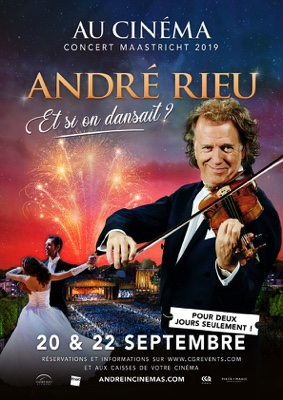 ANDRE RIEU : ET SI ON DANSAIT ? #Montauban @ CGR MONTAUBAN