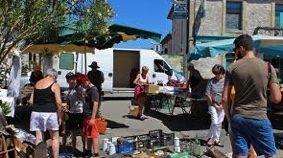 BROCANTE #Bourg-de-Visa