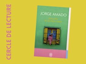CERCLE DE LECTURE / JORGE AMADO : «  DONA FLOR ET SES DEUX MARIS » #Montauban @ La petite comédie
