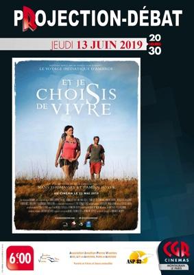 ET JE CHOISIS DE VIVRE - CINÉ-DÉBAT #Montauban @ Cinéma CGR Le Paris