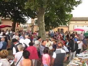 """""""ESTIU OCCITAN"""" #Monclar-de-Quercy @ Place des Capitouls et salle du lac"""