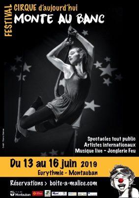FESTIVAL DE CIRQUE D'AUJOURD'HUI #Montauban @ Eurythmie