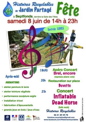 FÊTE DU JARDIN #Septfonds @ Jardin Partagé