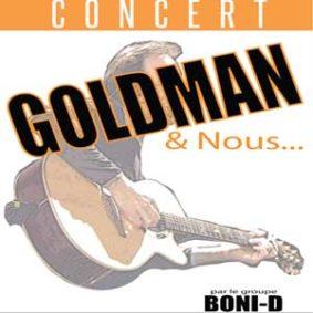 GOLDMAN ET NOUS #Montauban @ L'espace culturel le VO