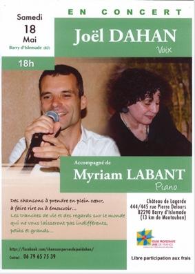 "GRANDE FÊTE ""95 ANS DU BON MESSAGER"" #Barry-d'Islemade @ Château de Lagarde"