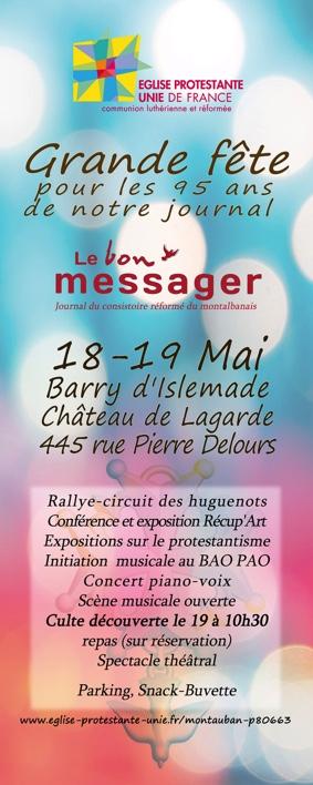 GRANDE FÊTE #Barry-d'Islemade @ Château de Lagarde