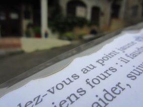 JEU DE PISTE AU JARDIN DU PÈLERIN #Lauzerte @ RDV place des cornières