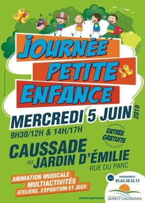JOURNÉE PETITE ENFANCE 2019 #Caussade @ Jardin d'Emilie (EHPAD de Caussade)