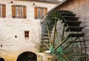 JOURNÉES DU PATRIMOINE DE PAYS ET DES MOULINS #Labarthe @ Moulin de Saint Géraud