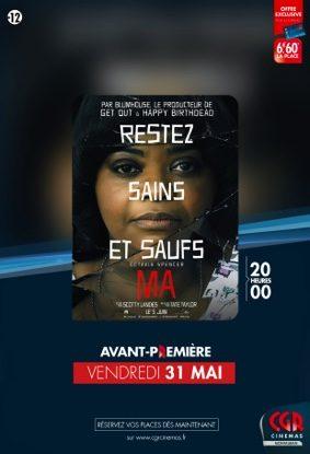 MA - AVANT-PREMIÈRE #Montauban @ CGR MONTAUBAN