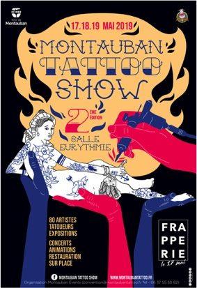 MONTAUBAN TATTOO SHOW #Montauban @ EURYTHMIE