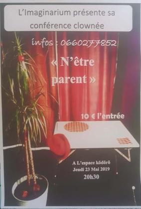 N'ÊTRE PARENT #Caussade @ Espace ködörö