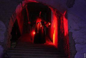 NUIT DE L'ABBAYE - VENEZ CHASSER LES FANTÔMES #Cordes-Tolosannes @ Abbaye de Belleperche