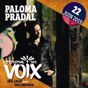 PALOMA PRADAL AU FESTIVAL DES VOIX #Moissac @ Chapelle du Séminaire