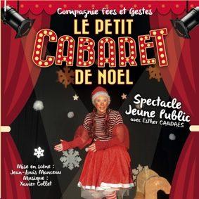 PETIT CABARET DE NOËL PAR LA CIE FÉES ET GESTES #Montauban @ Théâtre de l'Embellie