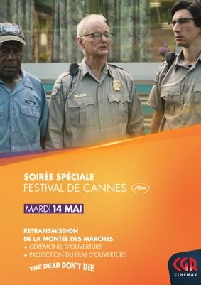 SOIRÉE SPÉCIALE: FESTIVAL DE CANNES 2019 #Montauban @ CGR MONTAUBAN
