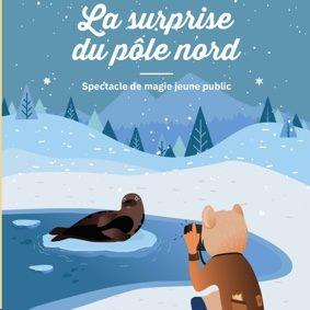 LA SURPRISE DU PÔLE NORD PAR LA CIE FABULOUSE #Montauban @ Théâtre de l'Embellie